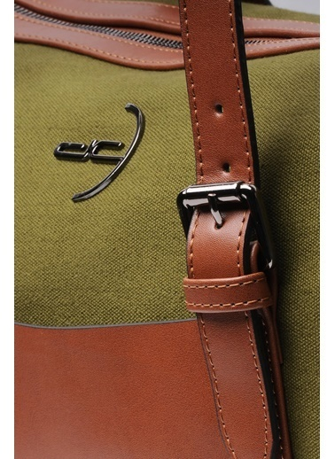 Deri Company Çanta Yeşil